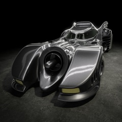 The Batmobile thumbnail